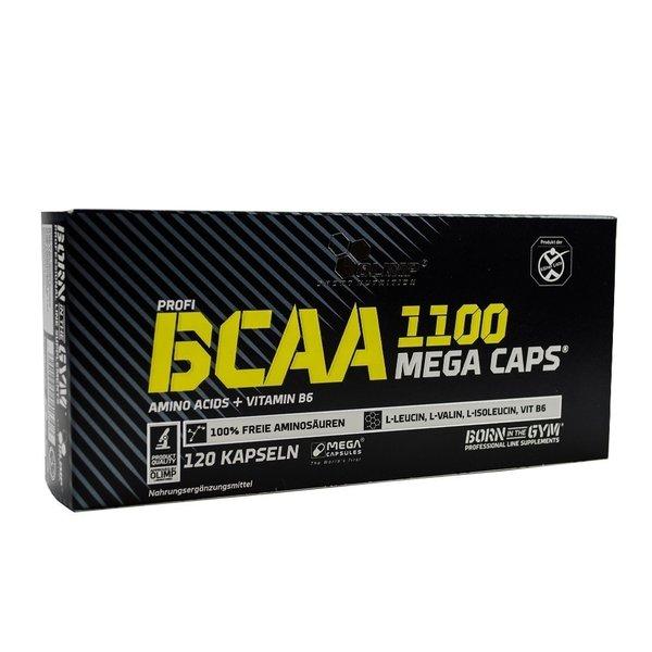 Olimp BCAA Mega Caps 120 Kapseln