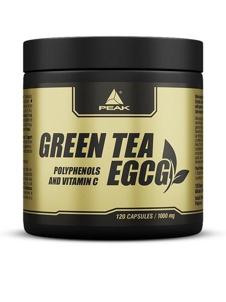 Peak EGCG - Grüntee Extrakt 120 Kapseln