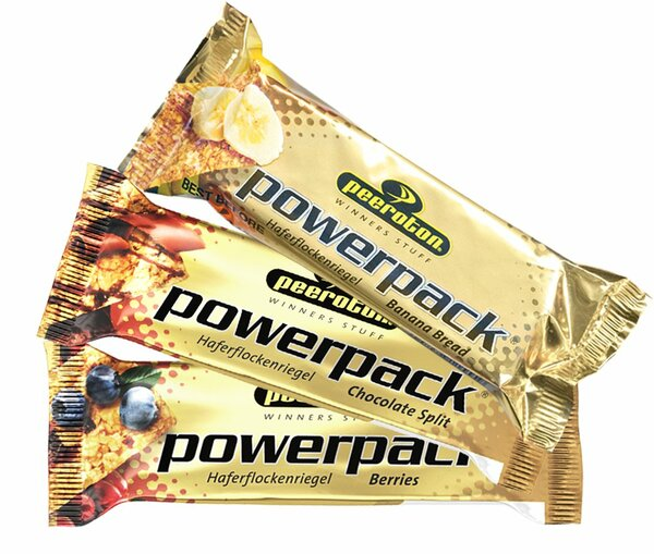 Peeroton Powerpack Bar Riegel 15 x 70g