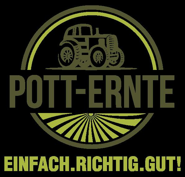 Pott-Ernte