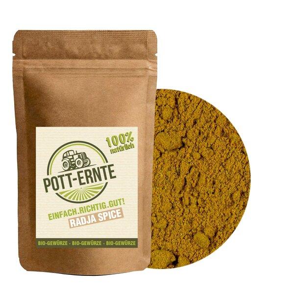 Pott-Ernte Bio Radja Spice 100g