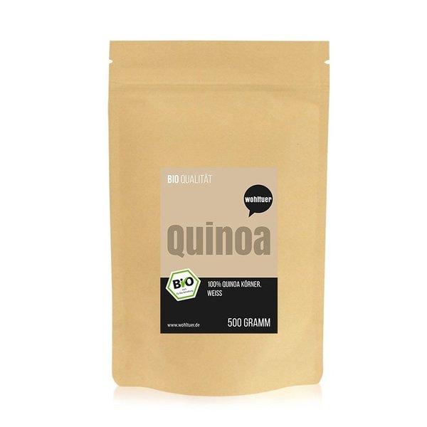 Wohltuer Bio Quinoa Samen 500g