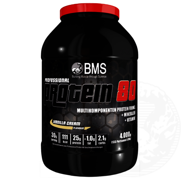 BMS Professional Protein 80 (4000g)