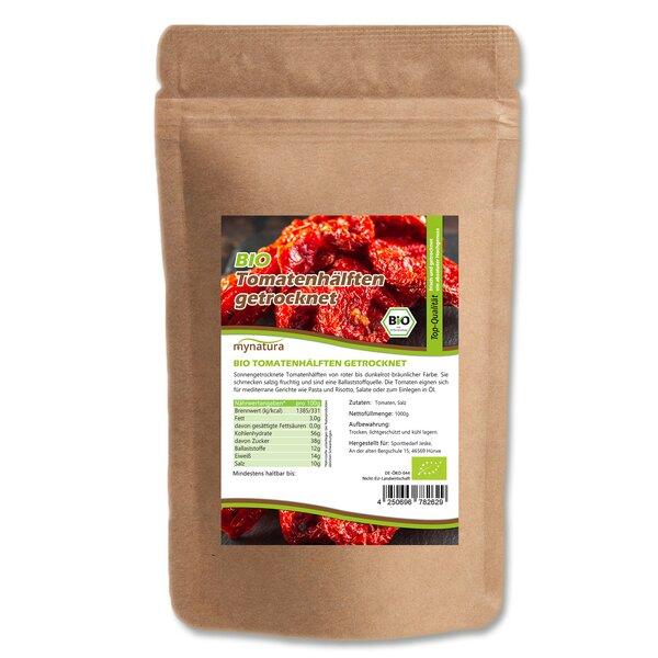 Mynatura Bio Tomatenhälften getrocknet
