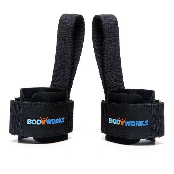 Bodyworks Comfort Power Straps Zughilfen gepolstert