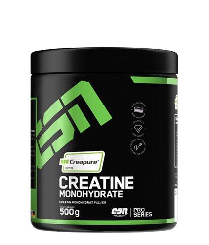 ESN Creapure Creatin Monohydrate 500g Dose