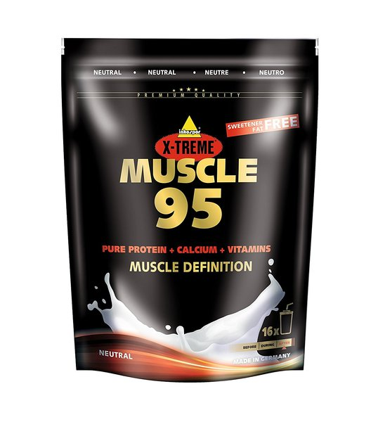 Inko X-treme Muscle 95 Protein, 500g Beutel
