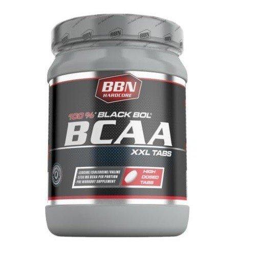 Best Body Nutrition Hardcore BCAA Black Bol XXL 325 Tabletten