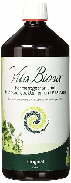 Vita Biosa Bio Original Kräuter 1 Liter