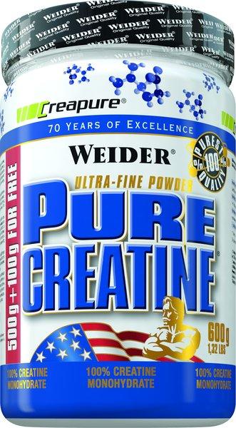 Weider Pure Creatine (600g Dose)