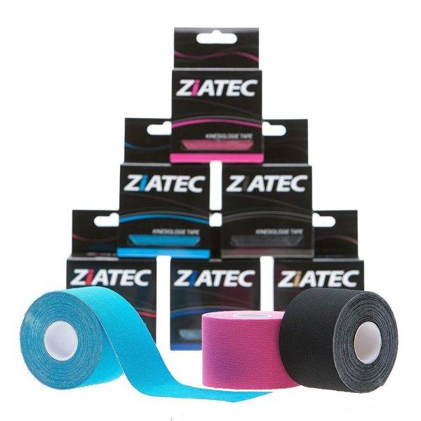 Ziatec Pro Kinesiologie Physio Sport Tape 1x5cmx4,5m div. Farben (1 Stück)