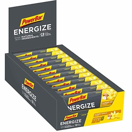 PowerBar Energize C2Max Bar 55g, 25 Riegel BOX