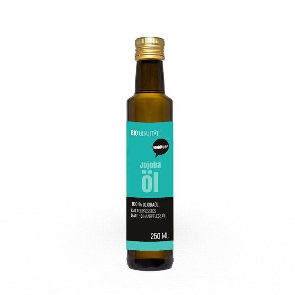 Wohltuer Bio Jojobaöl 250 ml