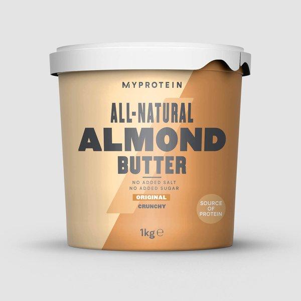 Myprotein Almond Butter (1kg Eimer) Mandelbutter