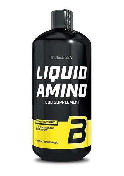 Biotech USA Liquid Amino 1L Aminosäuren