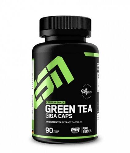 ESN Green Tea Giga Caps, 90 Kaps.
