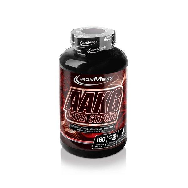 Iornmaxx AAKG Ultra Strong (180 Tabletten)