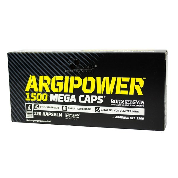 Olimp ARGIPOWER™ 1500 MEGA CAPS®, Olimp