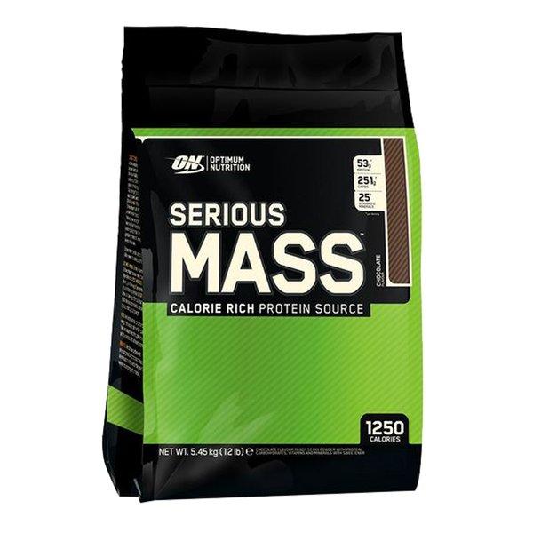 Optimum Nutrition Serious Mass Weight Gainer 5455g