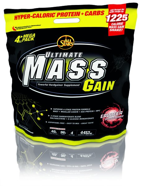 All Stars Ultimate Mass Gain (4kg Beutel)