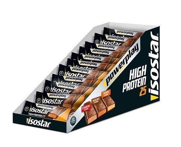 Isostar High Protein Riegel 30 (30x 35g)