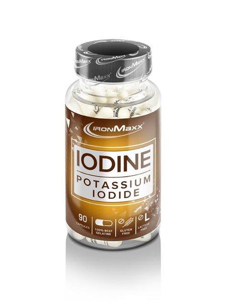 Ironmaxx Iodine Jod (90 Kapseln)
