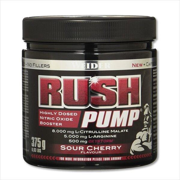 Weider Rush Pump 375g Sauerkirsche Pre Workout Booster