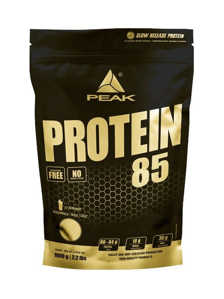 Peak Protein 85 Plus, 1000g Beutel