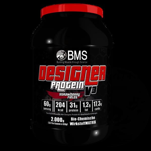 BMS Designer Protein V3 (2000g)