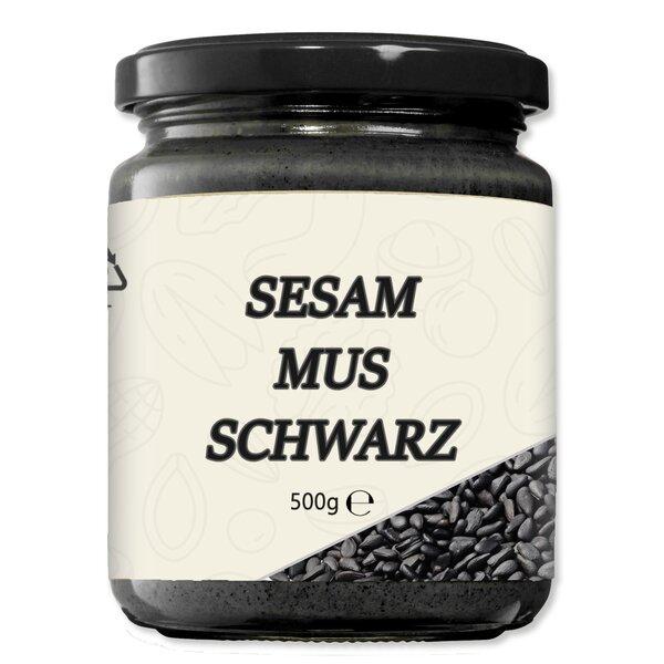 Mynatura Sesammus Schwarz 500g