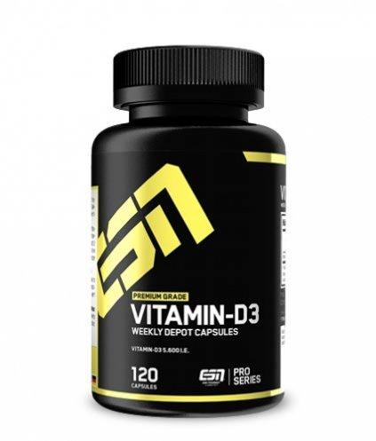 ESN Vitamin-D3 150 Caps