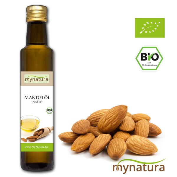 Mynatura Bio Mandelöl kaltgepresst