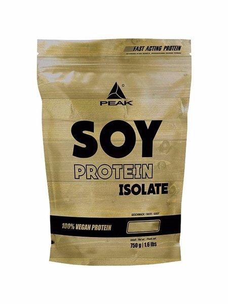 Peak Soja Protein Isolat 750g Beutel