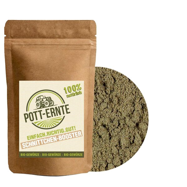 Pott-Ernte Bio Schnittchen-Booster 100g