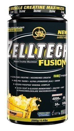 All Stars Zell Tech Fusion, 2000g Dose