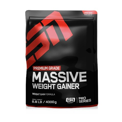 ESN Massive Mass Weight Gainer 4000g Beutel