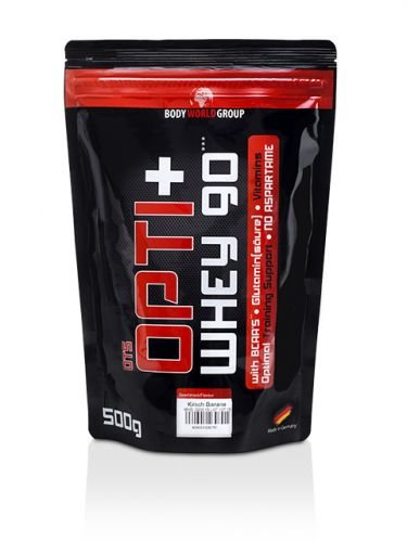 BWG Opti Whey Protein 90, 500g Beutel