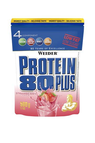 Weider Protein 80 Plus | Whey-Egg-Eiweiß | 2kg Beutel