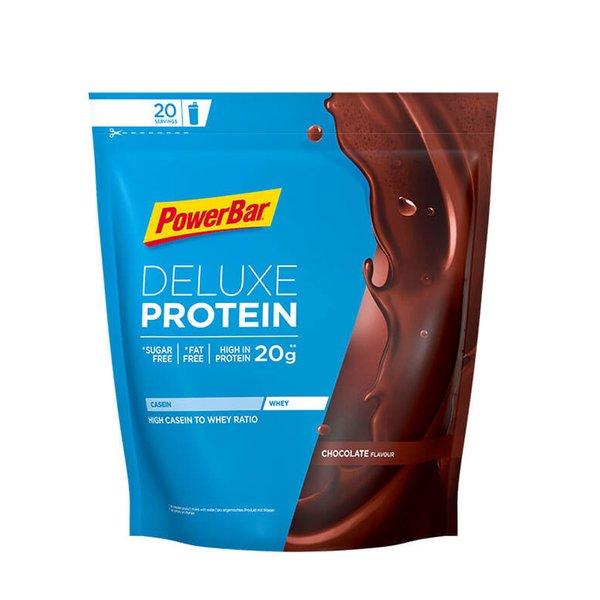 Powerbar Deluxe Whey Protein Molkenprotein Neu 500g Beutel