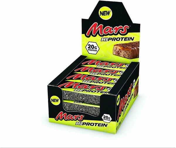 Mars Hi Protein Riegel 12 x 59g