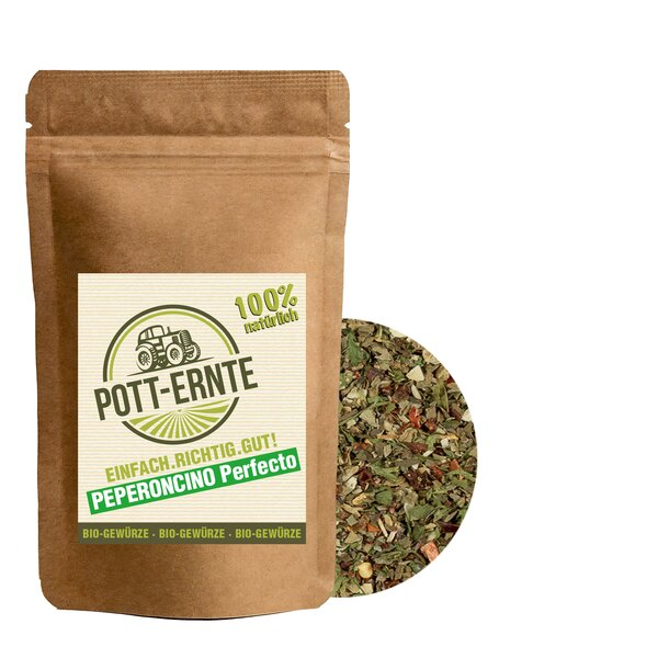 Pott-Ernte Bio Peperoncino Perfecto 100g