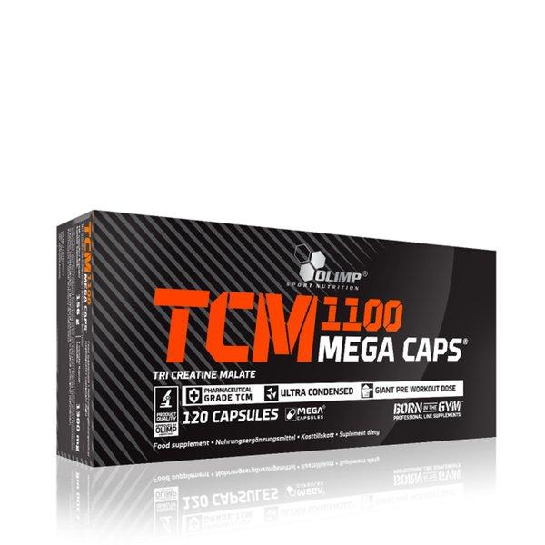Olimp TCM Mega Caps (Creatine), 120er Kaspeln