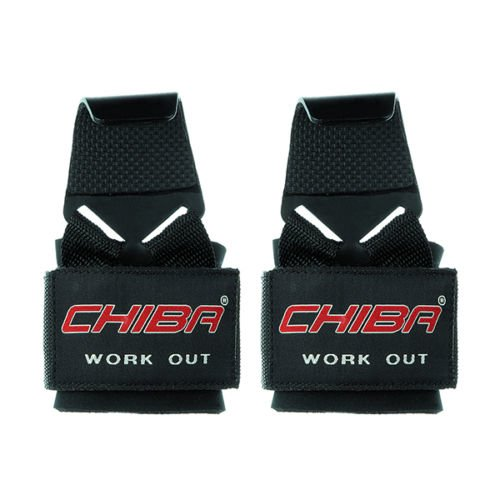 Chiba Latzughilfe POWERHOOK Stahlhaken gepolstert (Power Hook) 40958