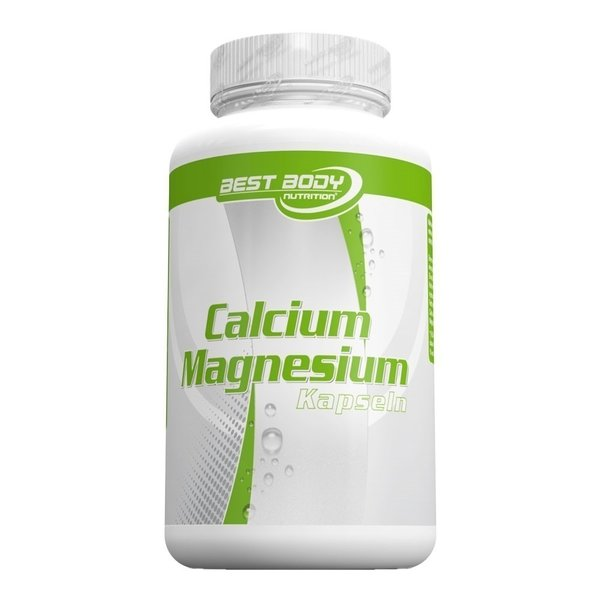 Best Body Nutrition Calcium Magnesium 100 Kapseln
