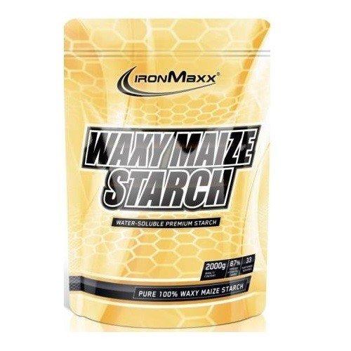 Ironmaxx Waxy Maize Starch 2000g Beutel Neutral