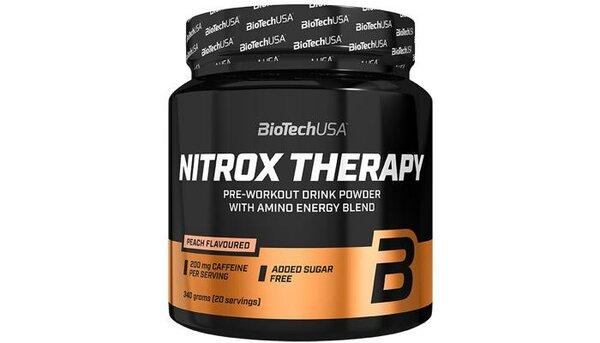 BioTech USA NitroX Therapy, 340 g Dose