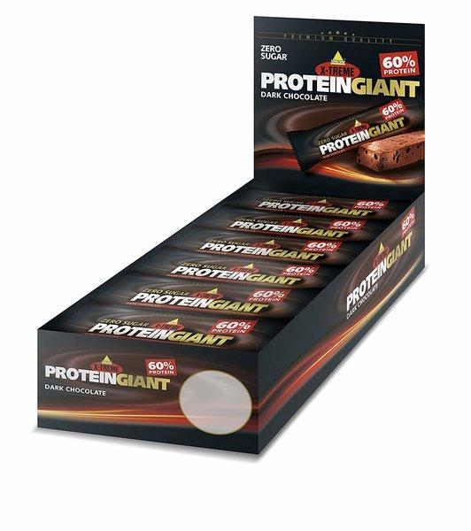 Inko X-Treme Protein Giant Riegel Box 24x65g