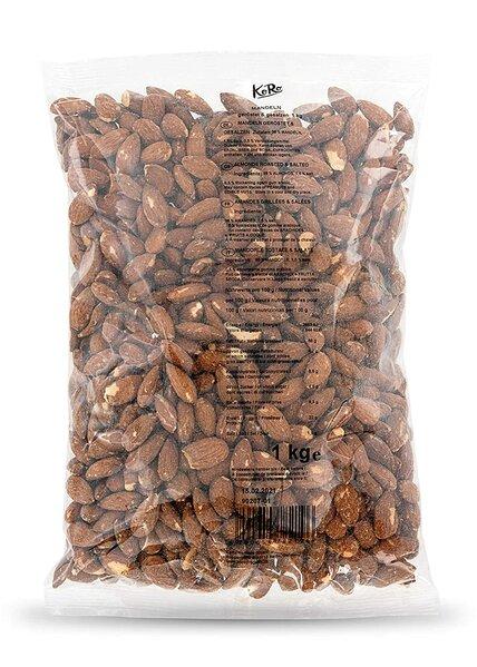 Koro Mandeln geröstet & gesalzen 1 kg