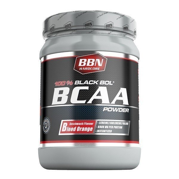 Best Body Nutrition BCAA Black Bol Pulver (450g Dose)