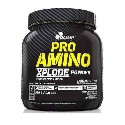 Olimp Pro Amino Xplode Powder 360g Dose